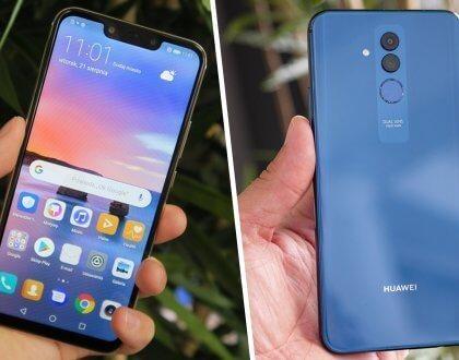 Huawei Mate 20 lite incelemesi