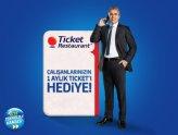 Turkcell'li İşletmeler Ticket Restaurant'ta da Avantajlı
