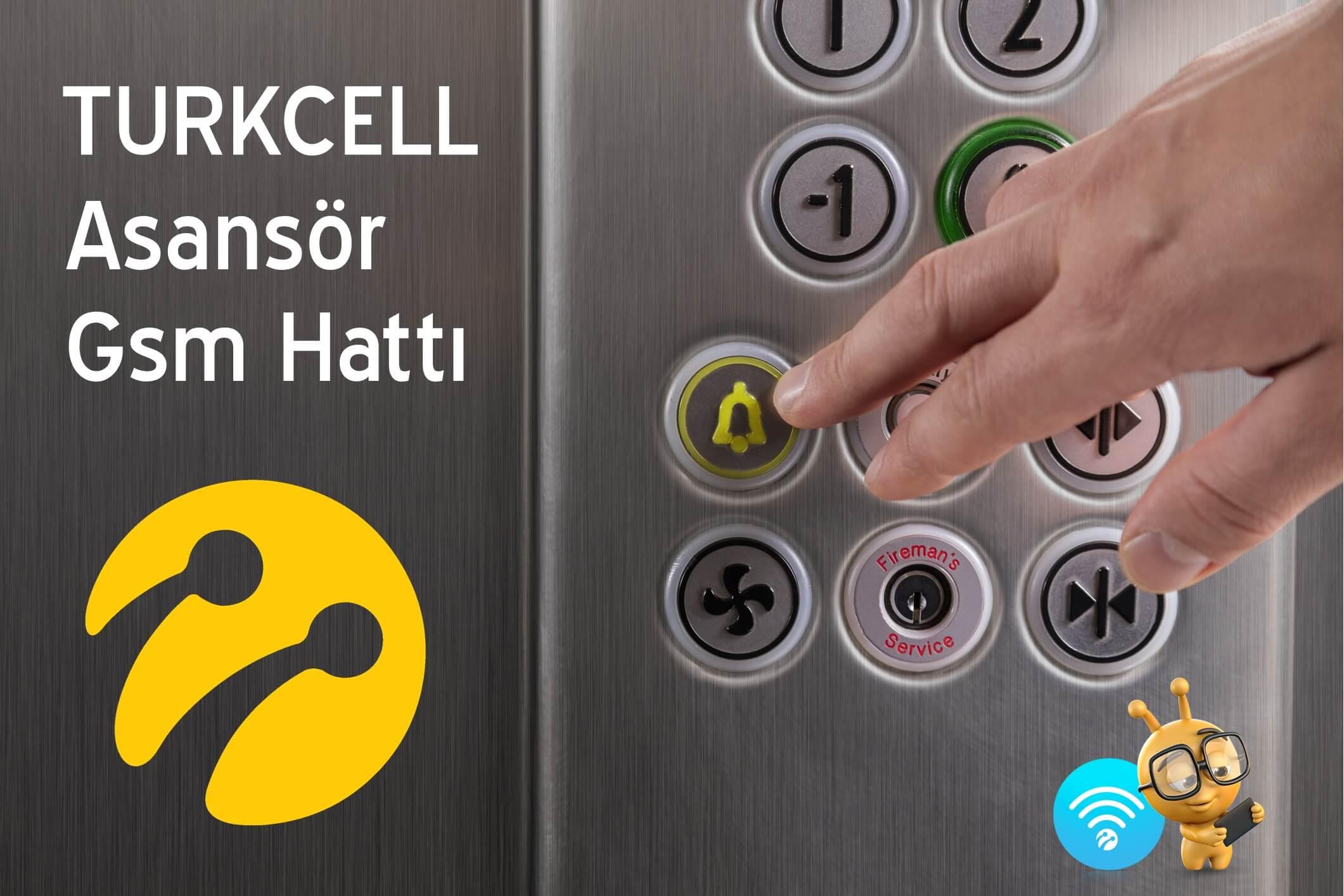 Turkcell Asansör Gsm Hattı