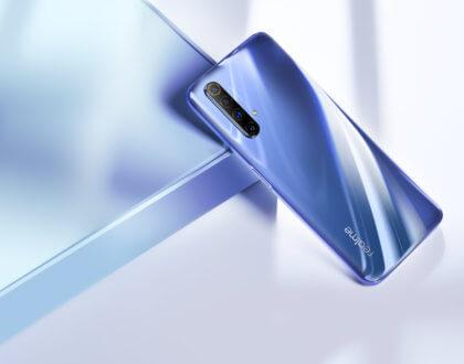 5G'li ve 120Hz Ekranlı Realme X50 2020'de Türkiye'de