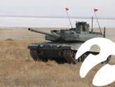 Altay tankı seri üretim sınırı çalışmalarına başlandı
