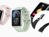 Huawei Watch Fit Türkiye'ye geldi: İşte özellikleri