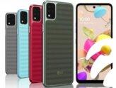 LG'den 3 Yeni Telefon: LG K62 ve İki Ucuz LG Modeli Tanıtıldı