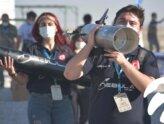 Roketsan Roket Yarışı'nın kazananları açıklandı