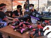 Türkiye Drone Şampiyonası finali Rumkale'de başladı