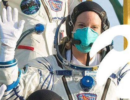 ABD'li astronot Kate Rubins, uzayda oy kullandı