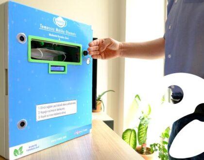 Eltagron Elektronik, temassız 'MaskeVer' aygıtı geliştirdi