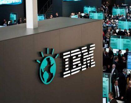 IBM'in geliri üçüncü çeyrekte yüzde 2,6 azaldı