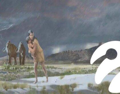 Keşfedilen 10.000 Yıllık Ayak İzleri, Dramatik Bir Kıssayı Ortaya Çıkardı