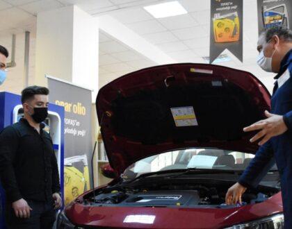 'Ultra hijyen sistemi' şoförleri virüslerden koruyacak