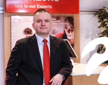 Vodafone, Asistanım Yanımda ile İmajlı Dayanak Verecek