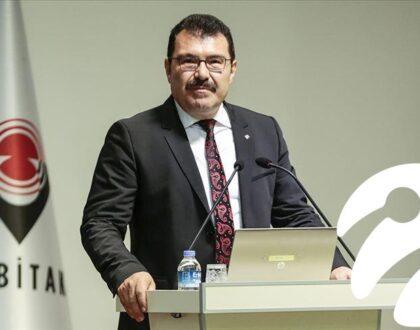 TÜBİTAK Lideri Mandal'dan kıymetli koronavirüs aşısı açıklaması